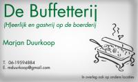 De Buffetterij